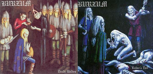 Dauði Baldrs - Balder's Død
