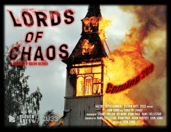 Il film Lords of Chaos