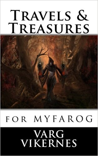Travels & Treasures: for MYFAROG